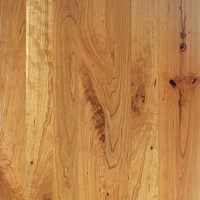 "4"" American Cherry Prefinished Engineered Wood Flooring at Cheap Prices"