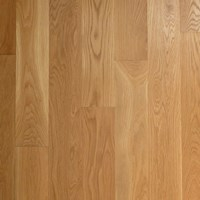 "6"" White Oak Unfinished Solid Wood Flooring at Discount Prices"