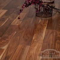 Acacia Prefinished Engineered Wood Flooring at Cheap Prices