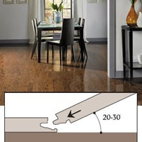 Columbia Beacon Oak Uniclic Wood Flooring at Discount Prices