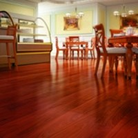 "IndusParquet 7/16"" Solid Wood Flooring at Discount Prices"