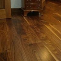 Walnut Unfinished Solid Wood Flooring at Discount Prices