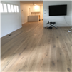"7 1/2"" x 1/2"" French Oak (Antique White) Prefinished Engineered Wood Floor by Hurst Hardwoods"