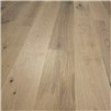 "7 1/2"" x 1/2"" European French Oak Riviera Antique White Prefinished Engineered Wood Flooring"