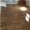 White Oak #3 Common Solid Hardwood Flooring Finished & Installed