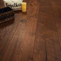 "10 1/4"" x 5/8"" European French Oak Tacoma Prefinished Engineered Wood Flooring"