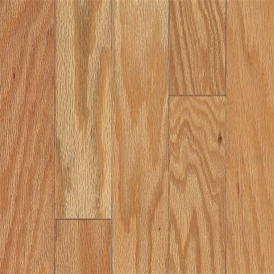 "3"" x 1/2"" Red Oak Natural Prefinished Engineered"