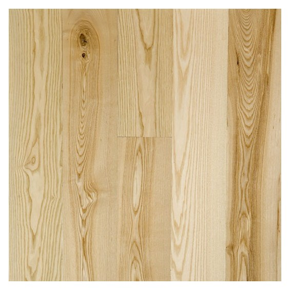 Ash 1 Common Unfinished Solid Wood Flooring