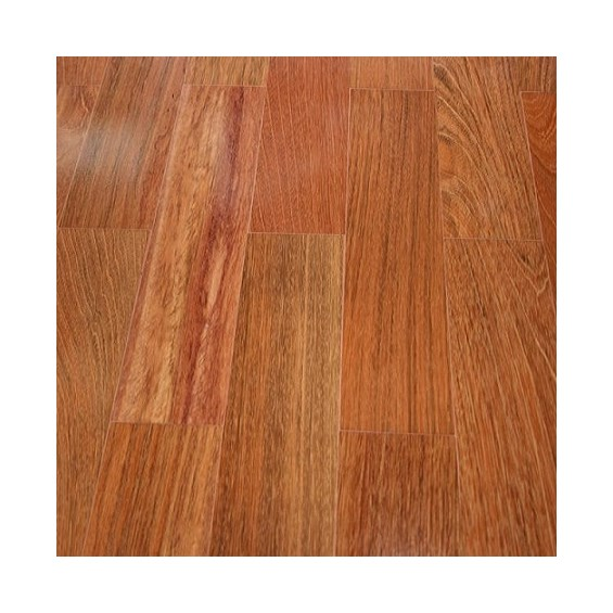 Brazilian Cherry (Jatoba) Select Grade Prefinished Solid Wood Flooring