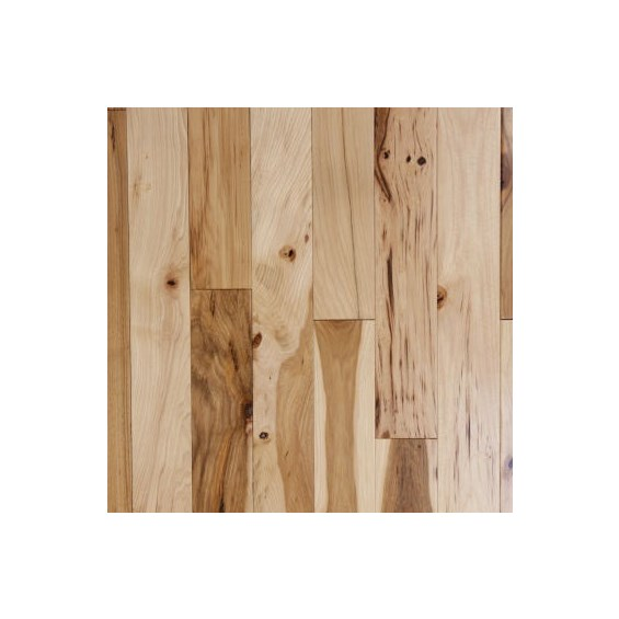 Maple 2 Common Unfinished Solid Wood Flooring