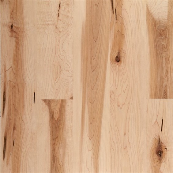 Maple Character Unfinished Engineered Wood Flooring