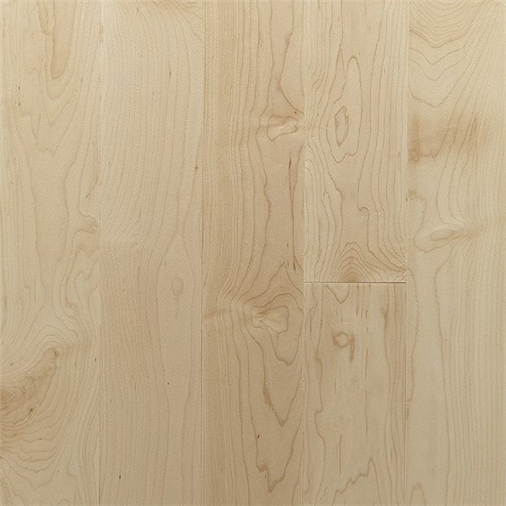 Maple Select and Better Prefinished Engineered Wood Flooring