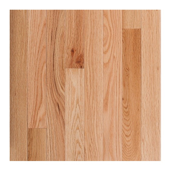 Red Oak 1 Common Unfinished Engineered Wood Flooring