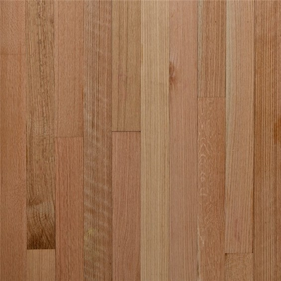 Red Oak 1 Common Rift and Quartered Unfinished Solid Wood Flooring