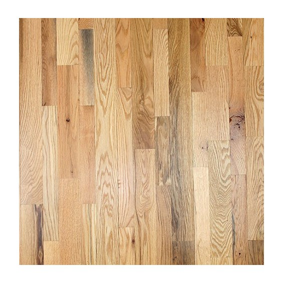 Red Oak 2 Common Unfinished Solid Wood Flooring