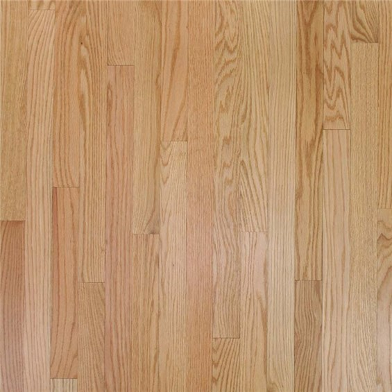 Red Oak Select and Better Prefinished Solid Wood Flooring