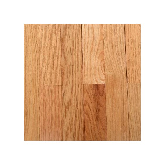 unfinished red oak flooring grades 3 1 4 select common solid wood inch