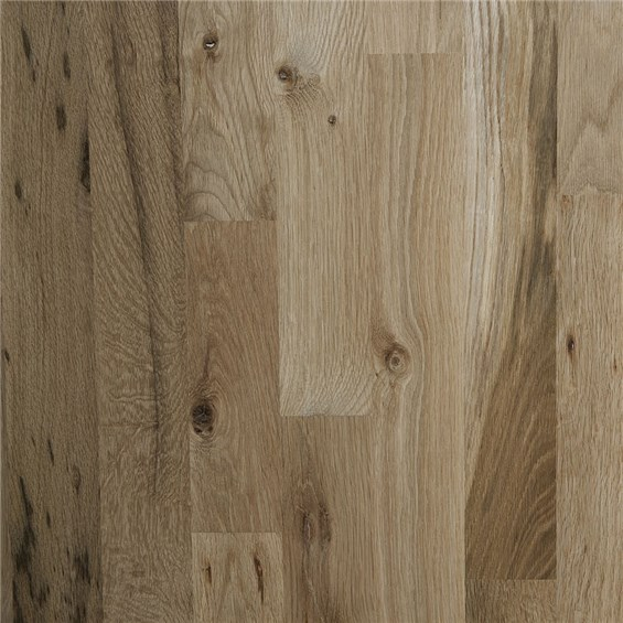 White Oak 2 Common Unfinished Solid Wood Flooring