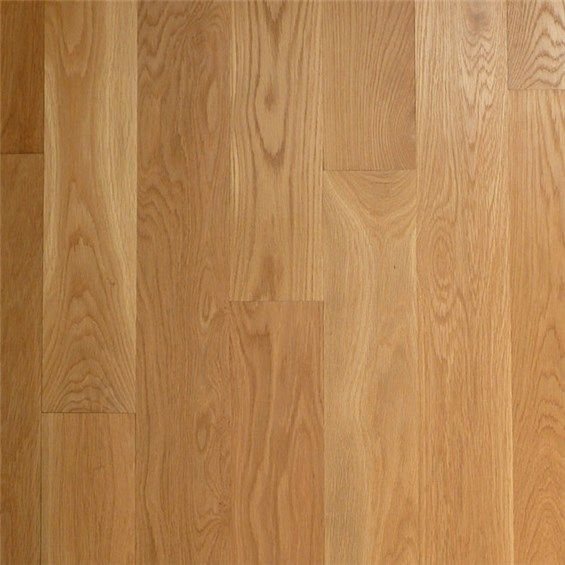 White Oak Select and Better Engineered Wood Flooring