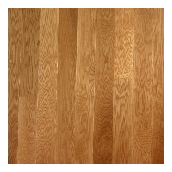White Oak Select and Better Prefinished Engineered Wood Flooring