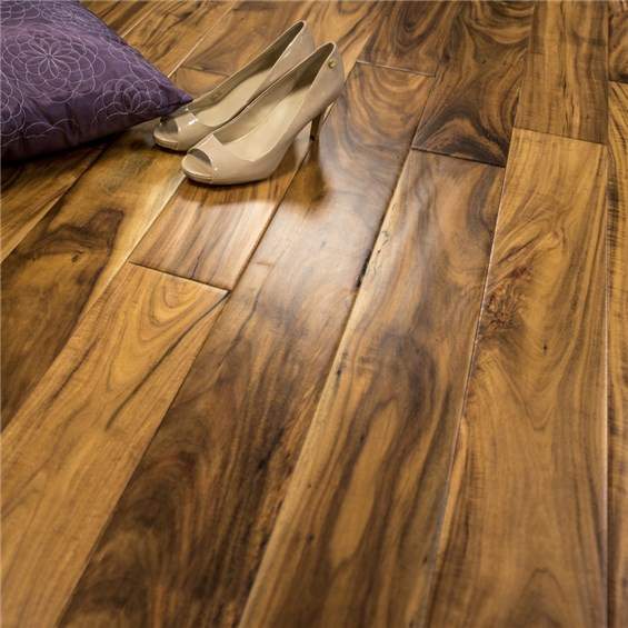 Discount 5 Quot X 1 2 Quot Acacia Hand Scraped Prefinished Engineered Hardwood