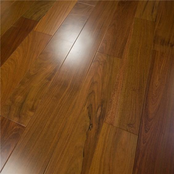 Discount 3 5 8 x 3 4 brazilian walnut clear prefinished for Unfinished brazilian walnut flooring