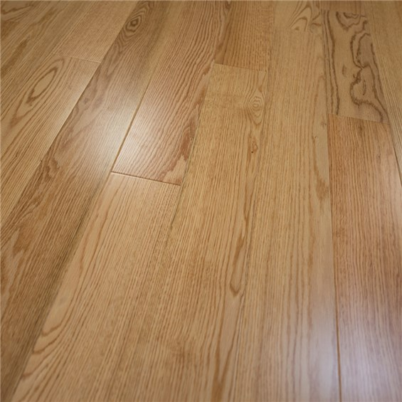 Discount 5 Quot X 5 8 Quot Red Oak 4mm Wear Layer Prefinished