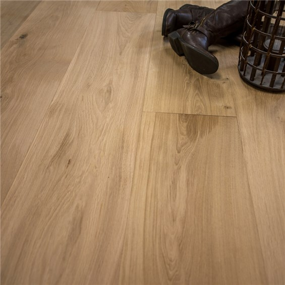 Unfinished Micro Bevel Grande Tradition European French Oak Engineered Wood Floors