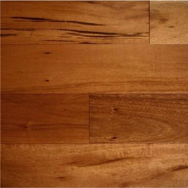 Ark Elegant Exotics Engineered 4 3/4u0026quot; Tigerwood Natural Wood Flooring