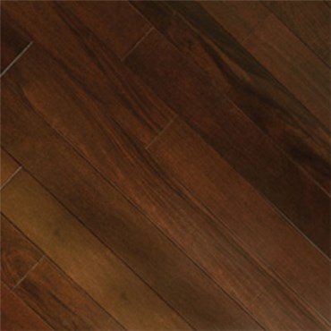 Carolina Mountain Hardwood Exotic 3 5/8u0026quot; Solid Kempas Cinnamon Wood  Flooring
