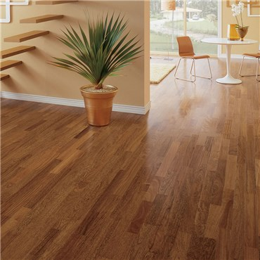 Triangulo 3/8u0026quot; X 3 1/4u0026quot; Brazilian Pecan Wood Flooring