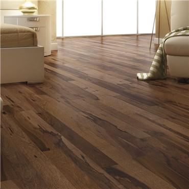 Triangulo 1/2u0026quot; X 5 1/4u0026quot; Chocolate Pecan Wood Flooring