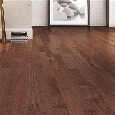 Triangulo 3/8u0026quot; X 3 1/4u0026quot; Royal Brazilian Cherry Wood Flooring