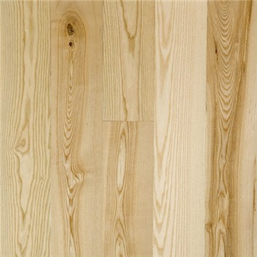 "2 1/4"" x 5/16"" Ash Natural Prefinished Solid Wood Flooring"