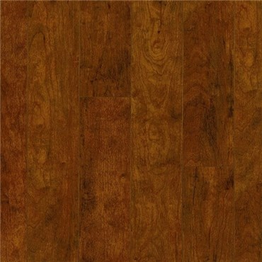 Discount Armstrong Premium Lustre Candied Cherry Laminate Flooring
