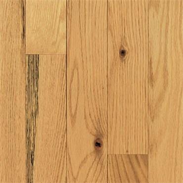 Discount Mullican Quail Hollow 3 Red Oak Natural Hardwood Flooring