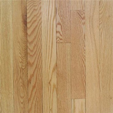 Red Oak Choice Natural Prefinished Solid Wood Flooring