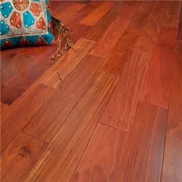 discount 4 x 3 4 santos mahogany clear grade prefinished. Black Bedroom Furniture Sets. Home Design Ideas