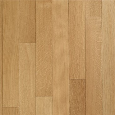 White Oak Select and Better Rift and Quartered Prefinished Engineered Wood Flooring