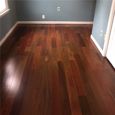Discount 5 Quot X 1 2 Quot Brazilian Walnut Prefinished Engineered