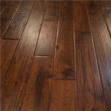 Discount 5 X 34 Hickory Character Prefinished Solid Canyon Crest
