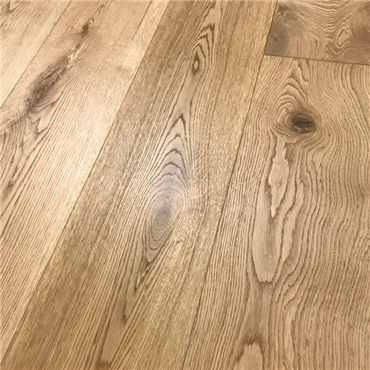 "10 1/4"" x 5/8"" European French Oak Natural Prefinished Engineered Wood Flooring by Hurst Hardwoods"