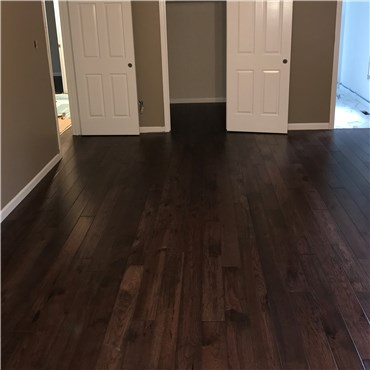 Discount 5 X 34 Hickory Character Prefinished Solid Old West