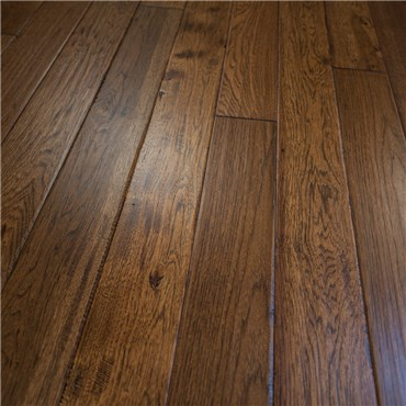 Discount 5 X 34 Hickory Character Prefinished Solid Jackson Hole