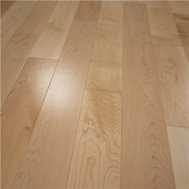 Maple Prefinished Engineered Wood Floors