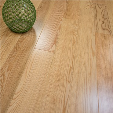 Discount 5 X 58 Red Oak 4mm Wear Layer Prefinished Engineered
