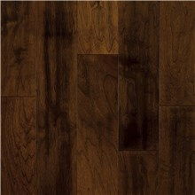 "Armstrong Artesian Classics Color Washed 5"" Walnut Spicy Amber Wood Flooring"