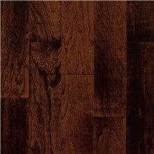 "Armstrong Artesian Classics Color Washed 5"" Cherry Cinnamon Mist Wood Flooring"