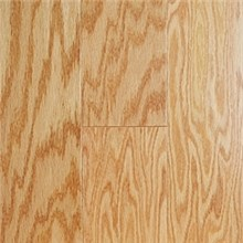 "LM Gevaldo 5"" Engineered Red Oak Natural Wood Flooring"
