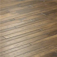 "Virginia Vintage Colonial Manor 2 1/4|3 1/4|4"" Hickory Hobnail Wood Flooring"